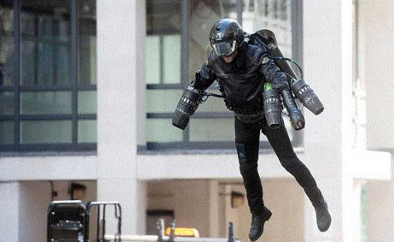 Jetpack Suits: Technology at its best