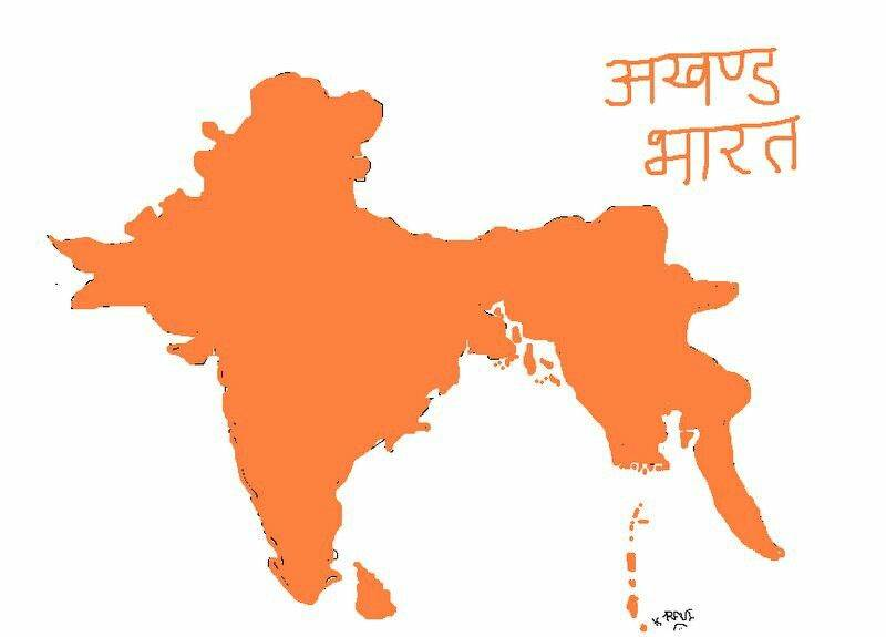 Akhand Bharat : Will it be into existence again?