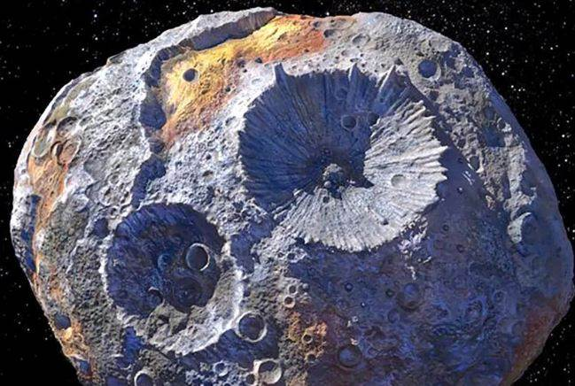 China Planning To Send First Asteroid Mining Robot In Space