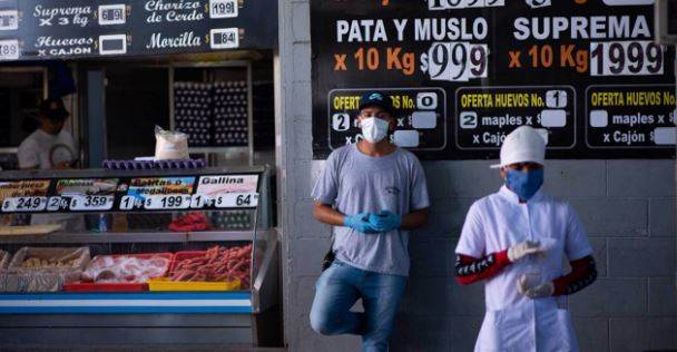 Argentina Tackling Corona Pandemic On War Front