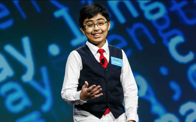 A Self-Taught Teenager: AI Expert