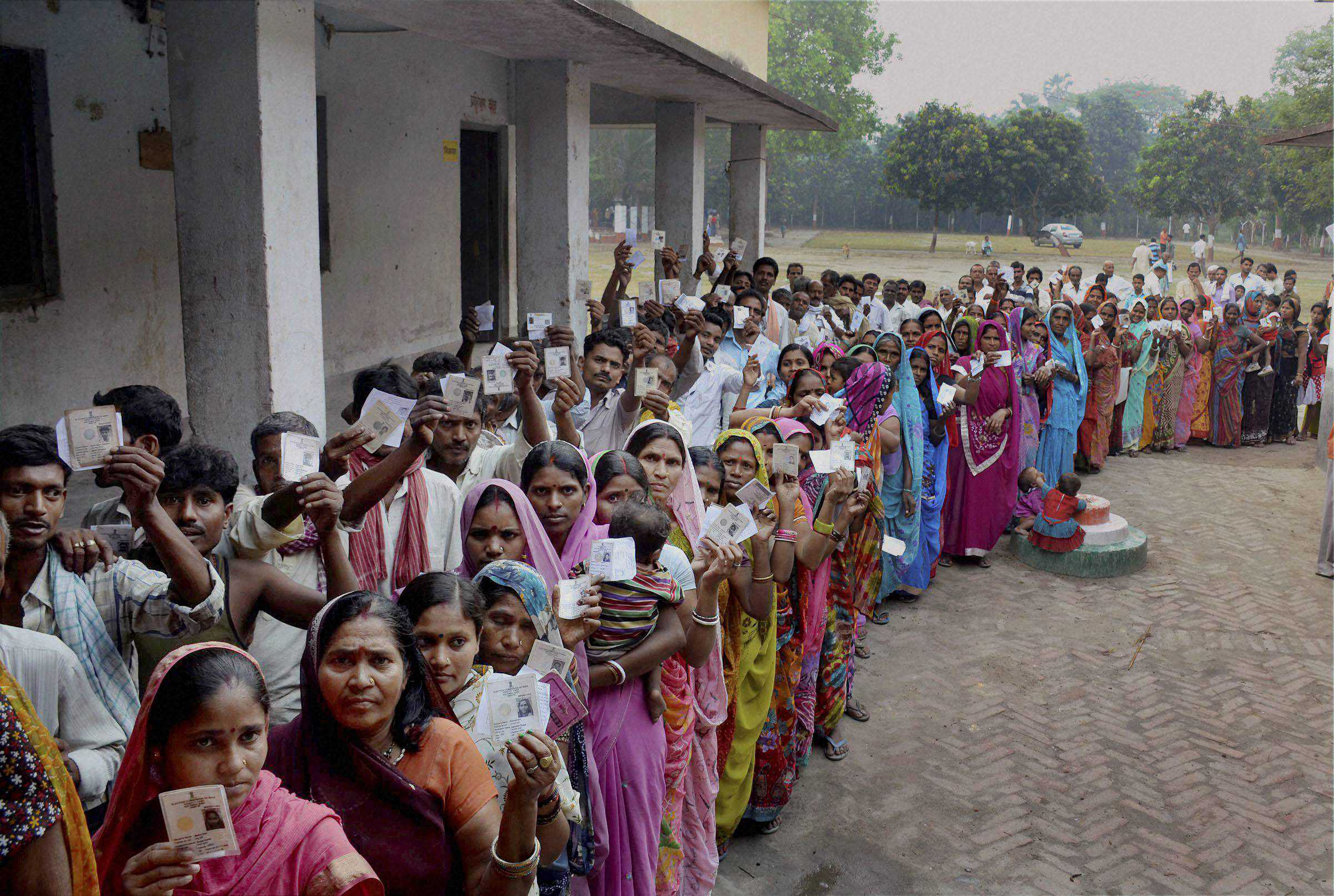 India and its Voters have undergone Profound Changes
