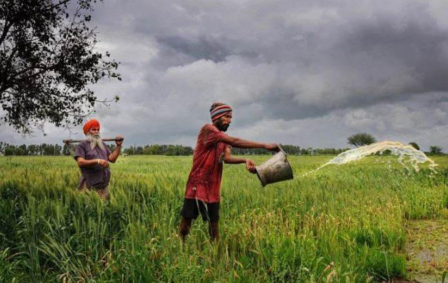 Only Farming Can Save Indian Economy