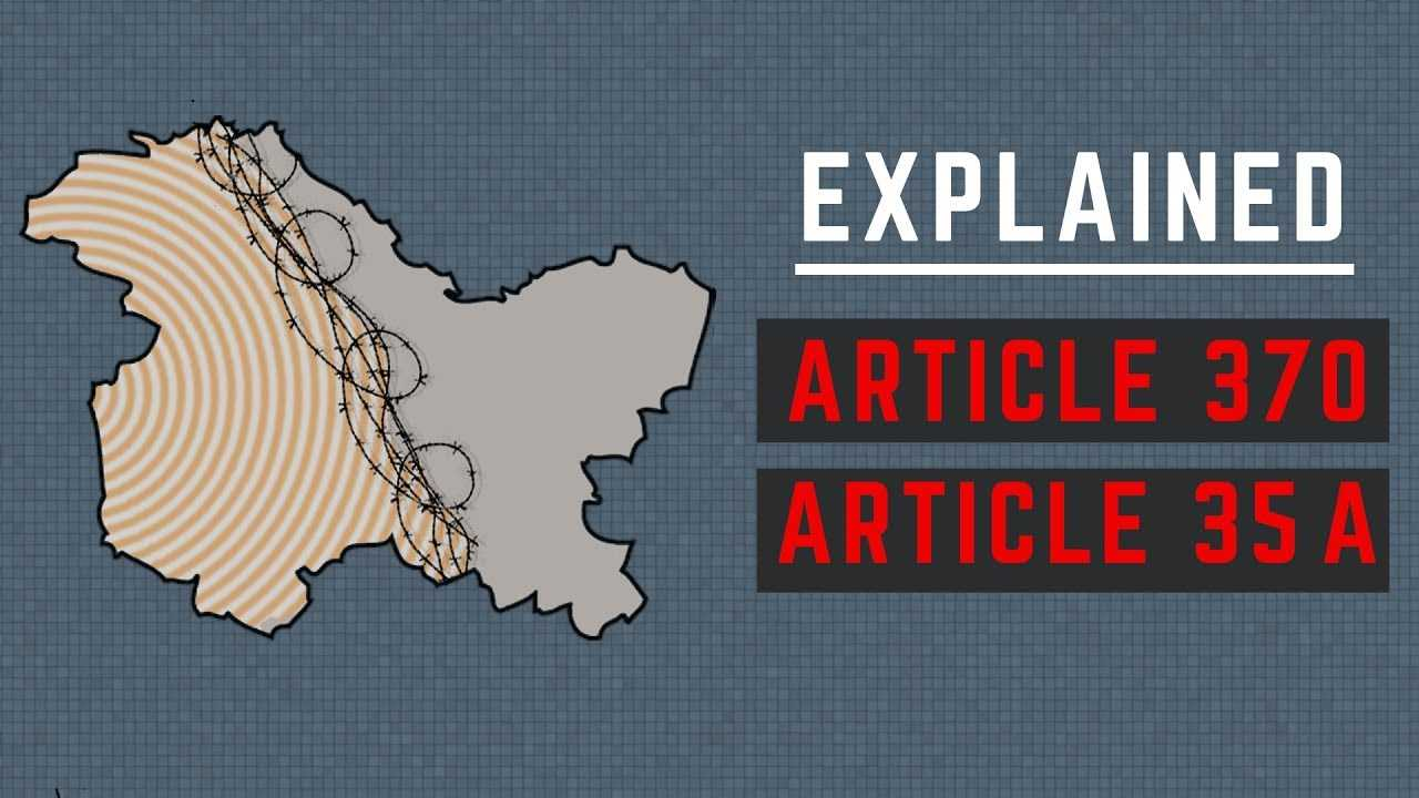 Why is Article 370 so controversial ?