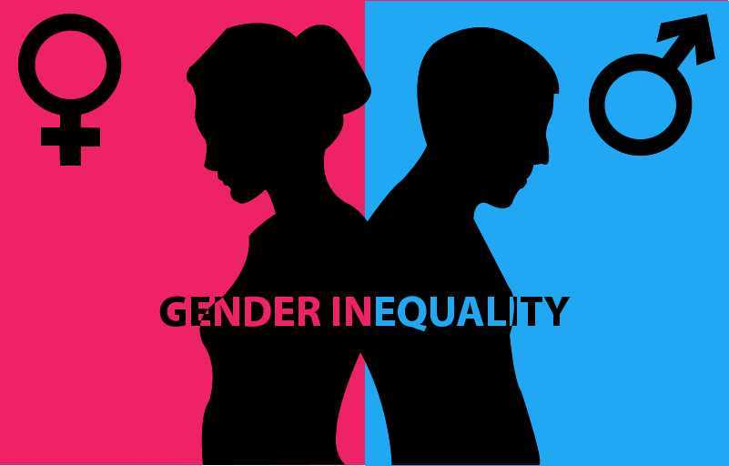 Gender Inequality still one of the major flaw in our society...!