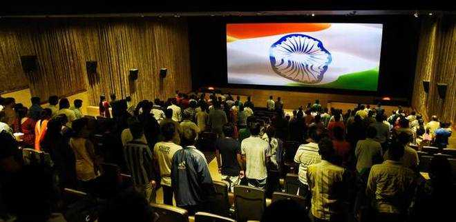 Should national anthems be played in cinema halls?