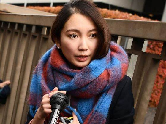 Japan's courageous female journalist Shiori Ito who won Me Too Case
