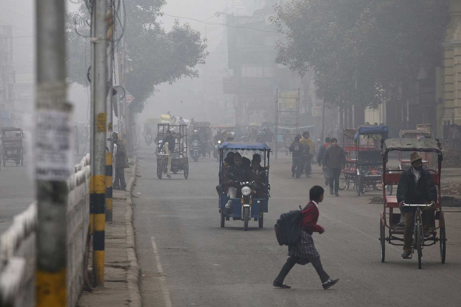 Air Pollution: Choking many Cities