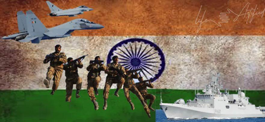 Indian Defense Forces Has To Be Come Self-Reliant In Finances Too