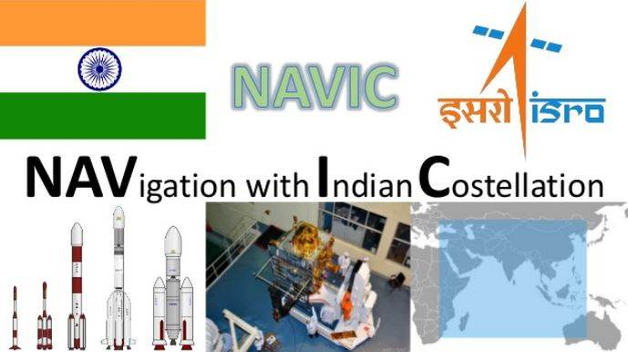 India s Own Desi GPS System NAVIC