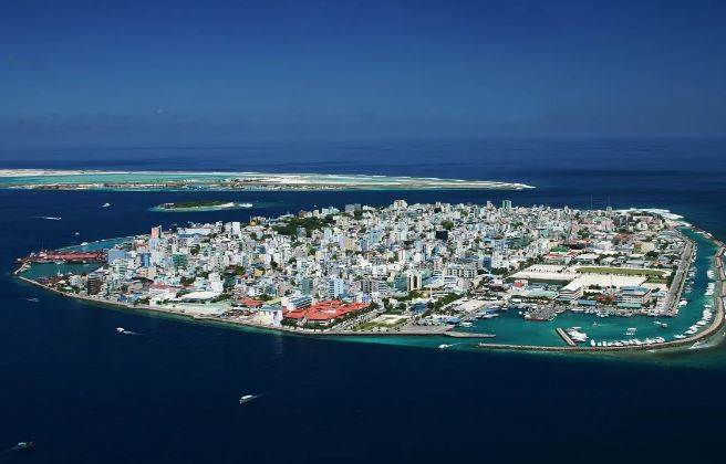 Why Maldives Is Getting Swallowed By Sea ?