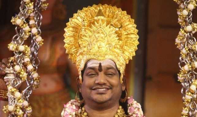 "Nithyananda's Hell World - ""Kailasa"""