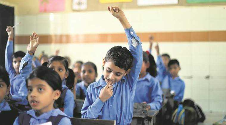 Government schools still waiting for students…….!