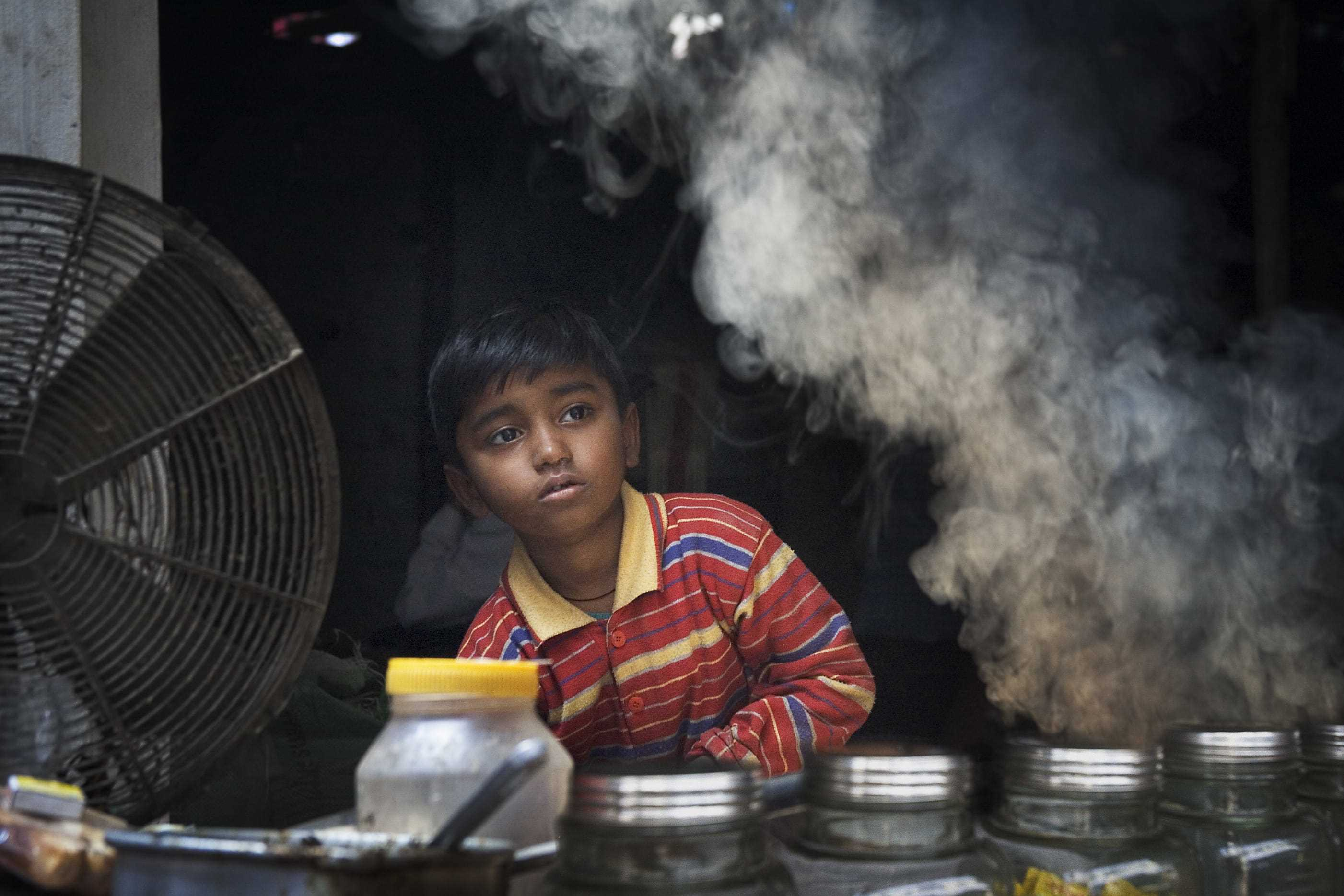 Child labor a root cause which restrict the pace of our country towards development.....!