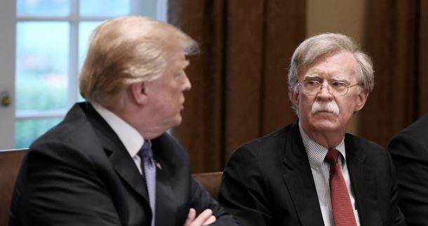 Donald Trump's Strong Reply To Anti-National John Bolton