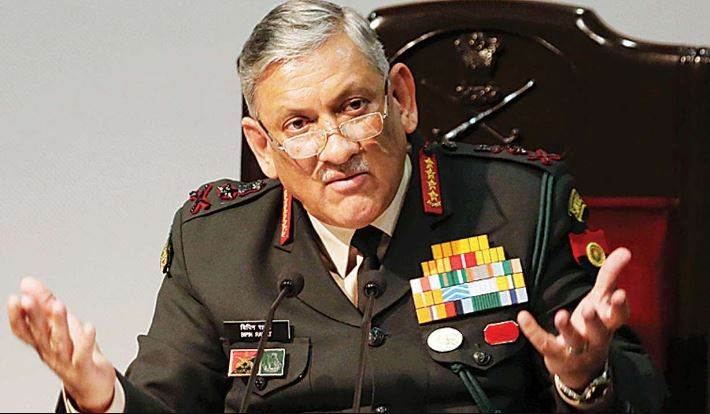 False Furore Over The Leadership Definition Statement Of Army Chief Bipin Rawat
