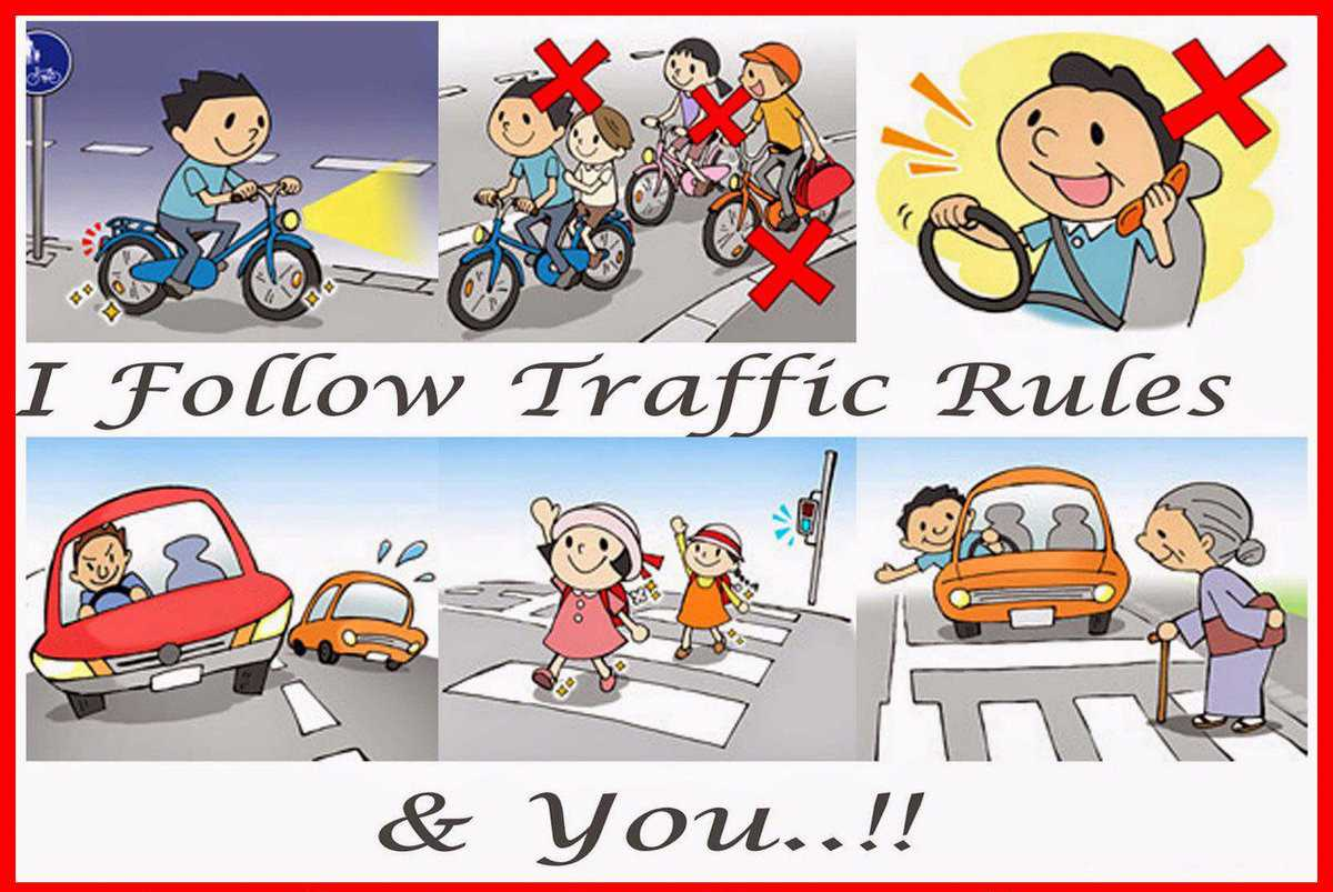Traffic Rules Kisko Pata Hai India Mein?