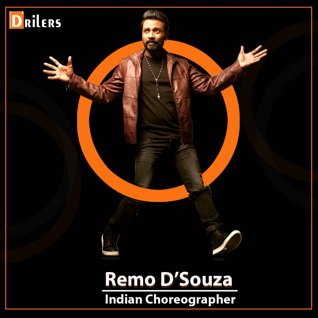 Remo D'Souza: How did a background dancer turn into a successful Choreographer-c