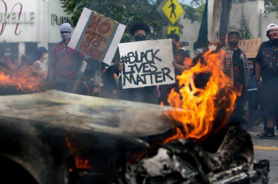 """Black Lives Matter"" Movement Hijacked By American Leftist Hippies"