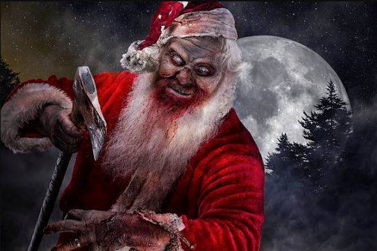 Who is Santa Claus? : Children's Giftman or Devil's Man?