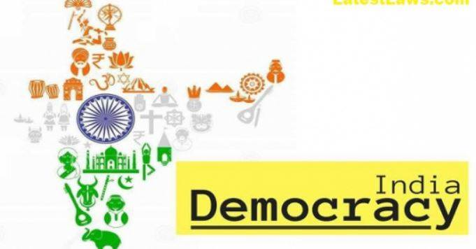 Democracy & Elections Of India