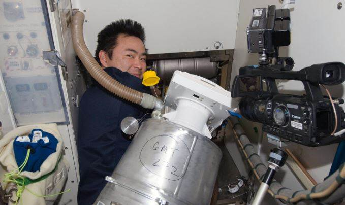 NASA Builds Whopping $ 23 Million Toilet At ISS