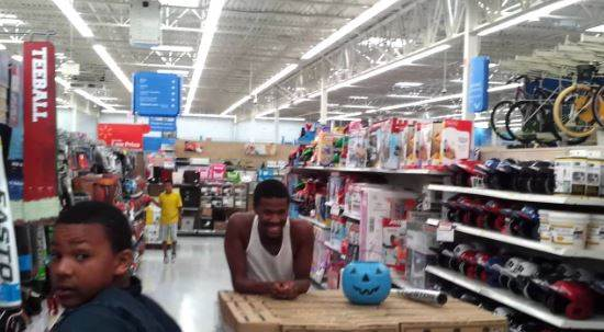 Black Lives Do Not Matter For Racist Walmart