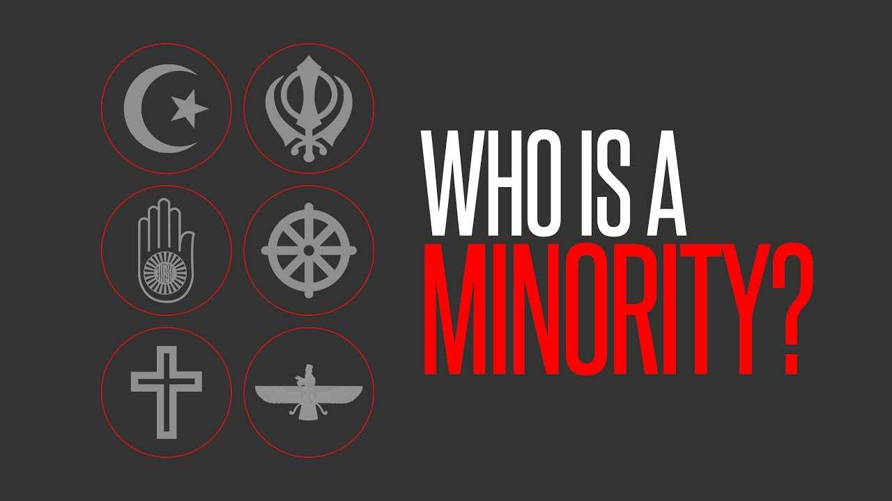 Irony of India: Even Constitution can't Define Minority