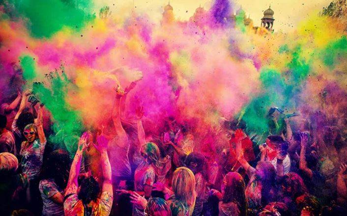 HOW DO WE CELEBRATE FESTIVAL OF COLOURS- HOLI