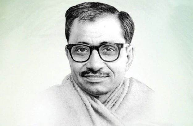 Birthday Special : How Deendayal Upadhyay Lost His Only Election