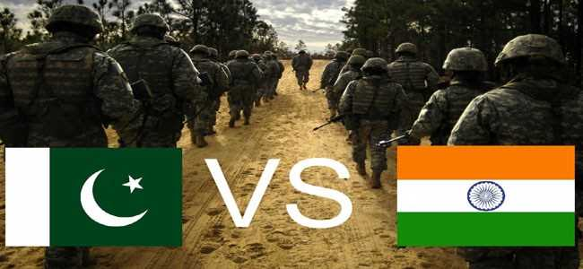 India VS Pakistan: Military Powers