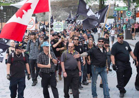 Canada & The Rise Of Right-Wing Fanaticism