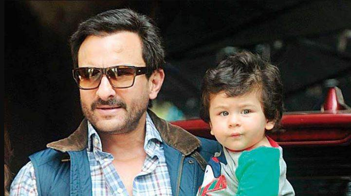 Saif Ali Khan & His Family's Pak Love