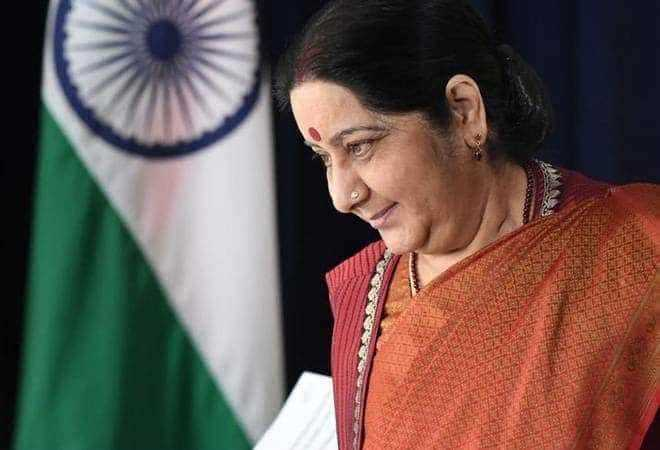 Demise of a Tall Leader and a Great Orator Sushma Swaraj