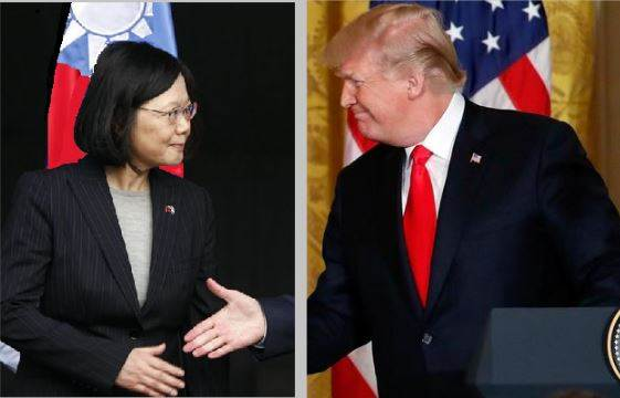 Donald Trump's Taiwan Visit Is Utmost Important