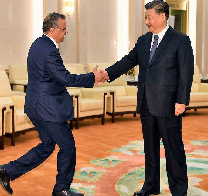 WHO Chief Dr Tedros and Chinese Communist Regime Connection In Corona Pandemic
