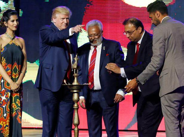 Donald Trump Eyeing Indian American Vote Bank