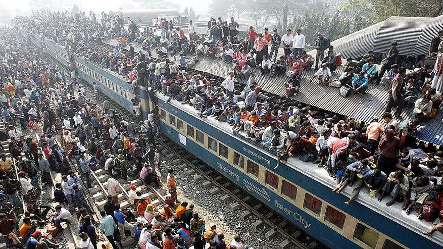 Population Explosion in India