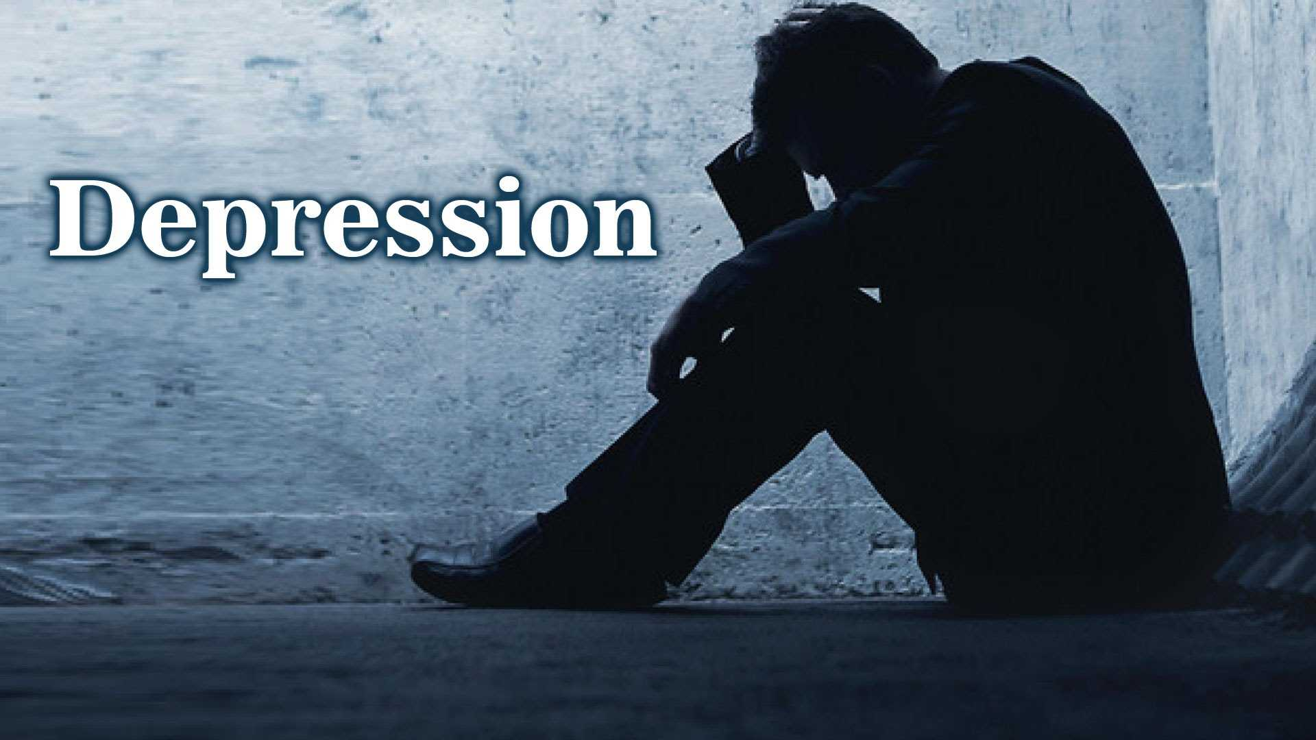Why is everyone depressed.....?