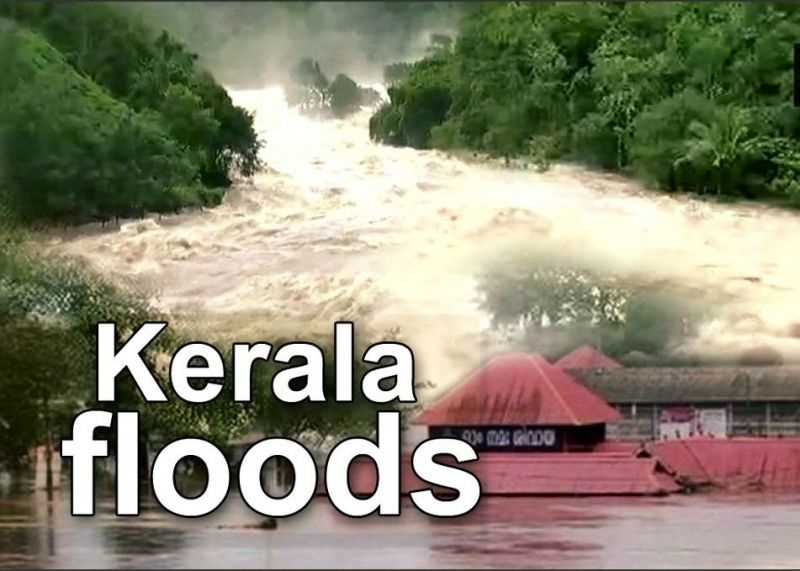 Kerala, Flood, Disaster and rescue…..!