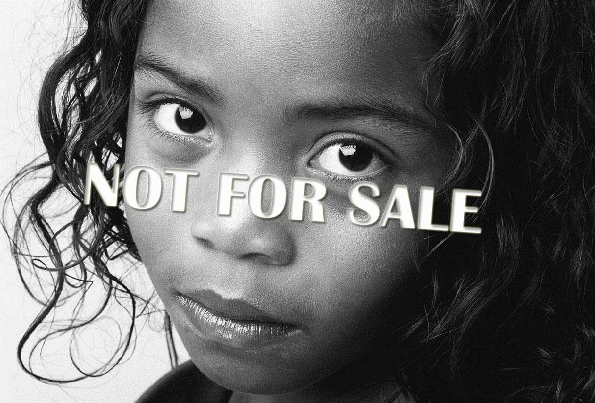 Child Trafficking: Taking away the childhood......!