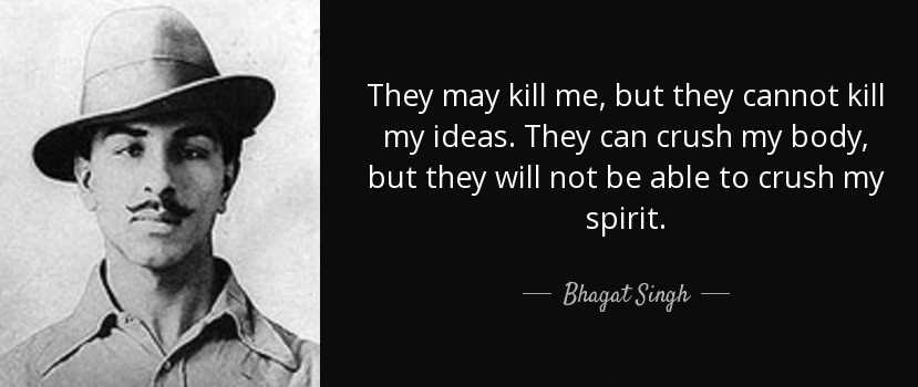 Martyr Bhagat Singh: Revolutionary Who is still Inspiring Millions