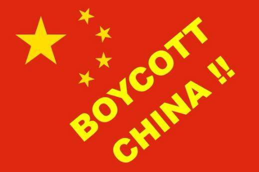 Boycott Chinese Products Dream Will Come True