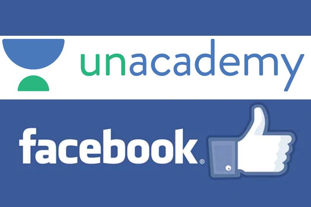 Facebook To Find Its Profit In Indian Startup - Unacademy