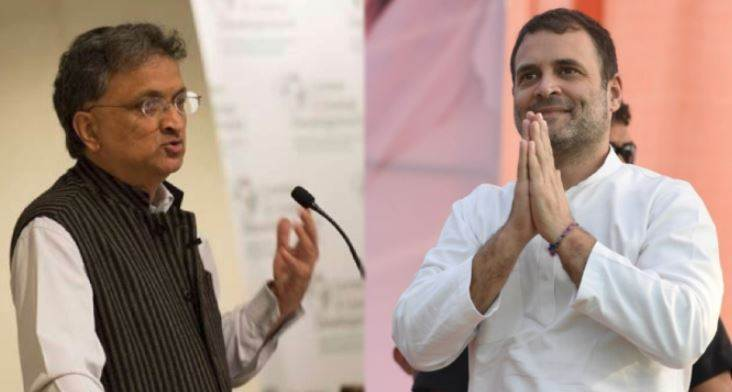 Rahul Gandhi's True Worth Shown By Ramchandra Guha