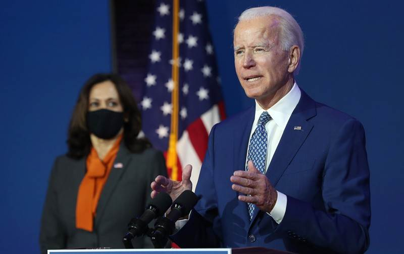 What are the daunting challenges that are inherited by the Biden Administration?