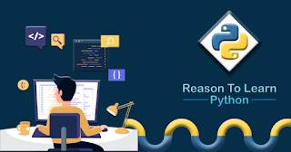 Reasons Why to Choose Python in 2021