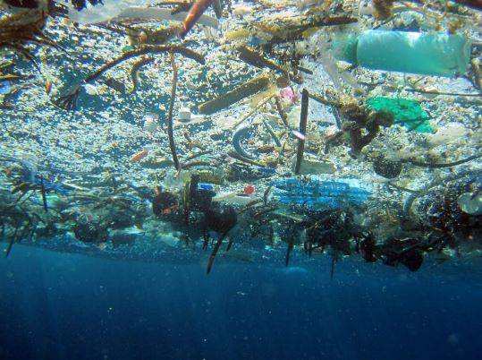 Marine Debris Changing Climate Of Earth