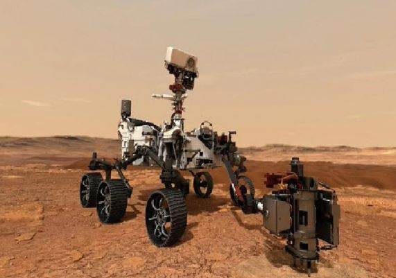 NASA Expects A Lot From Perseverance Rover Project