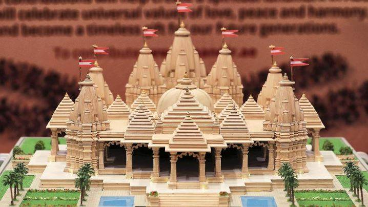 UAE's First Hindu Temple: How It Will Be Made?